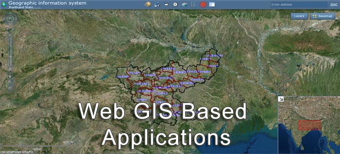 Web GIS Based Applications